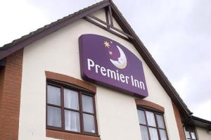 The Bedrooms at Premier Inn Carlisle (M6, Jct42)
