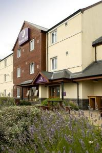The Bedrooms at Premier Inn Carrickfergus