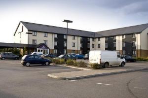 The Bedrooms at Premier Inn Chelmsford (Boreham)