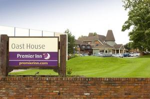 The Bedrooms at Premier Inn Derby South