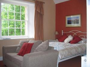 The Bedrooms at Corner Beech House