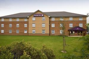 The Bedrooms at Premier Inn Doncaster Central East