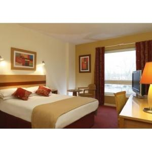 The Bedrooms at Jurys Inn Glasgow