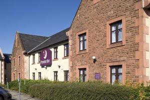 The Bedrooms at Premier Inn Dumfries