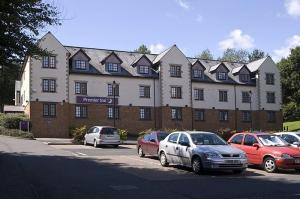 The Bedrooms at Premier Inn Glasgow (Bearsden)