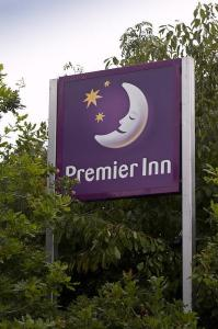 The Bedrooms at Premier Inn Dundee East