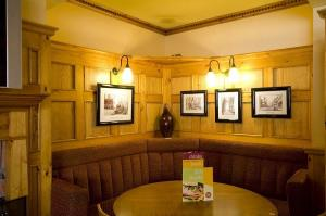 The Bedrooms at Premier Inn Dunfermline