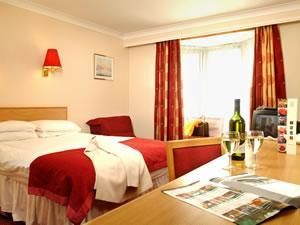 The Bedrooms at Quality Hotel Sunderland