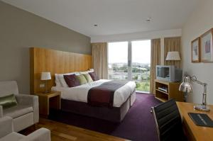 The Bedrooms at Apex City Quay Hotel and Spa