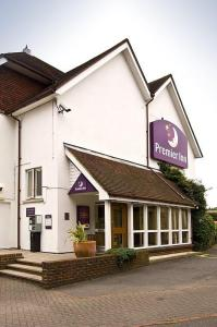 The Bedrooms at Premier Inn Horsham
