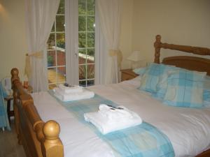 The Bedrooms at Winston Country House Hotel and Spa