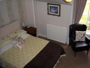 The Bedrooms at Abbots Brae Hotel