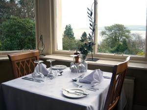 The Restaurant at Abbots Brae Hotel