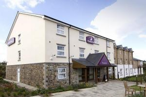 The Bedrooms at Premier Inn Liskeard