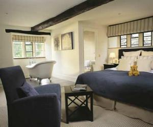 The Bedrooms at Washbourne Court Hotel
