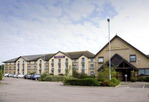The Bedrooms at Premier Inn Norwich Central (South)
