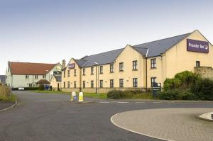 The Bedrooms at Premier Inn Newcastle (Holystone)