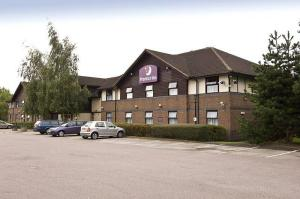 The Bedrooms at Premier Inn Solihull (Shirley)