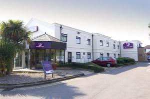 The Bedrooms at Premier Inn Gloucester (Longford)
