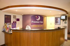 The Bedrooms at Premier Inn Southend-On-Sea (Thorpe Bay)