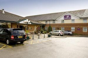 The Bedrooms at Premier Inn Stockton-On-Tees West