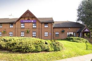 The Bedrooms at Premier Inn West Bromwich
