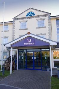 The Bedrooms at Premier Inn Bridgend Central