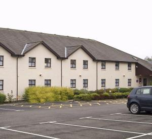 The Bedrooms at Premier Inn Glasgow (Motherwell)