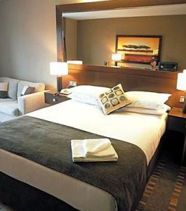 The Bedrooms at Alona Hotel
