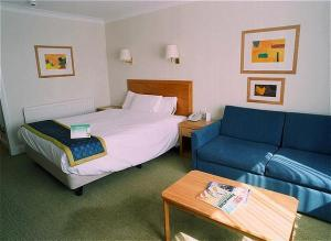 The Bedrooms at Holiday Inn Basildon