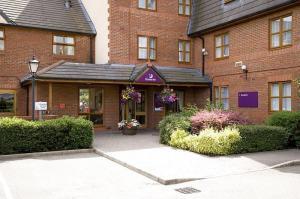 The Bedrooms at Premier Inn Peterborough (Hampton)