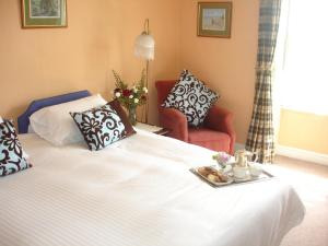 The Bedrooms at Inn For All Seasons
