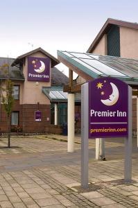 The Bedrooms at Premier Inn Lockerbie (Annandale Water)