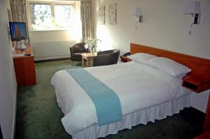 The Bedrooms at Bretby Hotel and Conference Centre