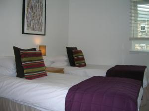 The Bedrooms at Atria 22 Self-Catering Apartments