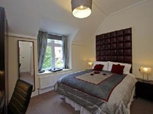 The Bedrooms at Space Boutique B and B