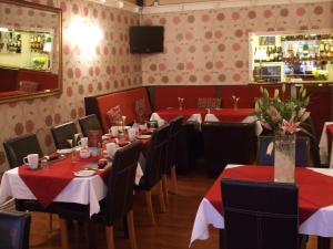 The Restaurant at The Windsor Carlton