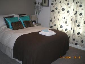 The Bedrooms at Number 678 Guest House
