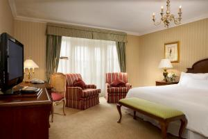 The Bedrooms at Turnberry A Luxury Collection Resort