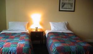 The Bedrooms at Universal Plaza Hotel