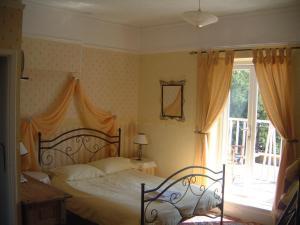The Bedrooms at Bertram Lodge