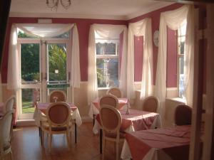 The Restaurant at Bertram Lodge