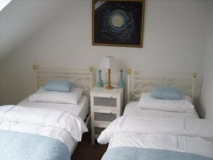 The Bedrooms at Abbey Cottage