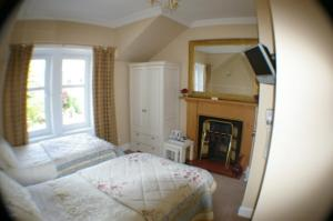 The Bedrooms at Willow House Guest House