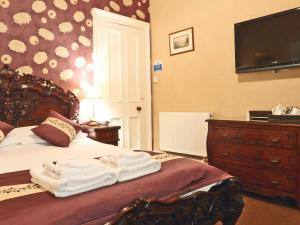 The Bedrooms at Glenalmond House