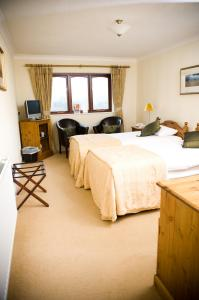 The Bedrooms at Wolfscastle Country Hotel