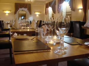 The Restaurant at Wolfscastle Country Hotel