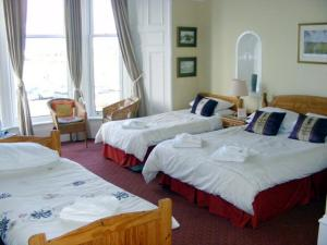 The Bedrooms at Prestwick Old Course Hotel