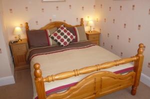 The Bedrooms at Lysander Hotel