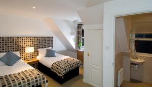 The Bedrooms at Inchmarlo Resort and Golf Club